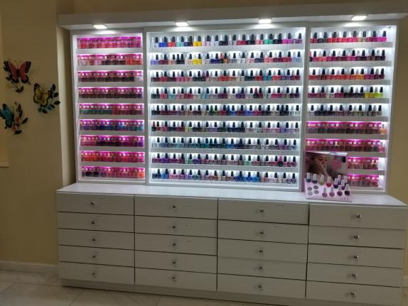 Vogue Nails & Spa I Nails Salon in Buford GA 30518